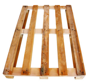 Pallets 80x120 cm 5 stecche nuovi