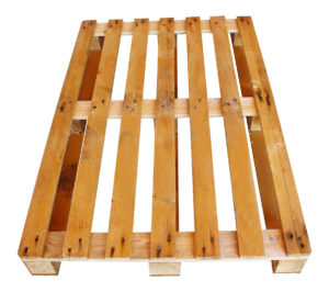 Pallets 80x120 cm 7 stecche nuovi